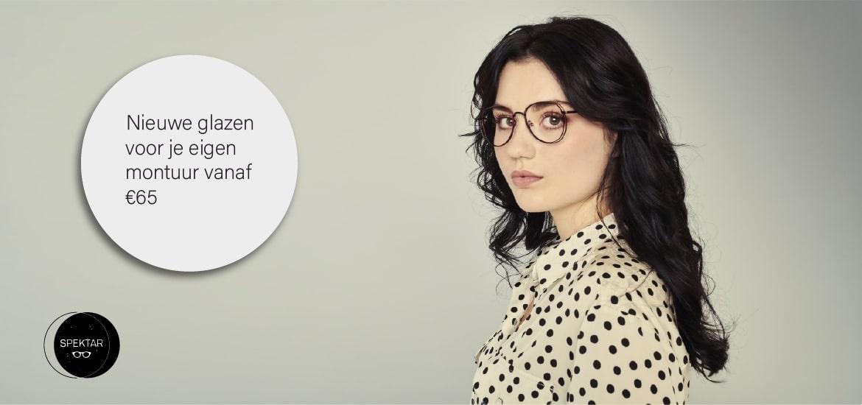 Brillen Online Kopen - Nieuwe glazen voor je eigen montuur