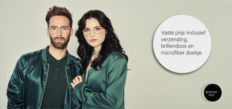 Brillen Online Kopen - Vaste prijs inclusief verzending