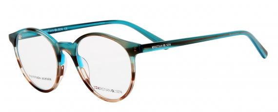 Pollux - Turquoise  / Bruin