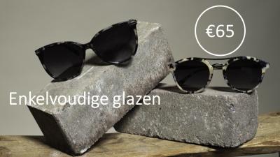 Nieuwe brillenglazen voor uw eigen montuur